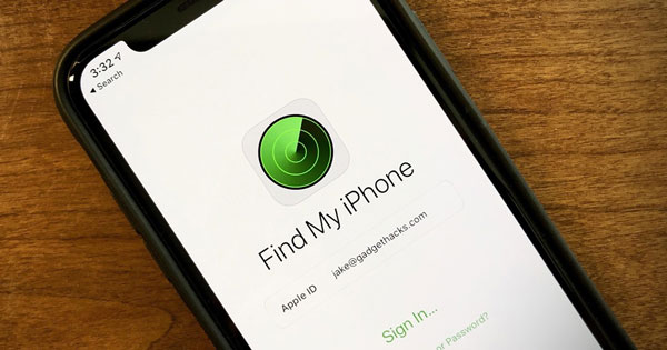 Track someone's iPhone with Find my iPhone