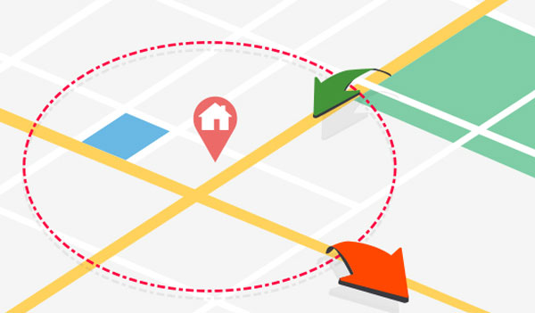 How to keep track of your child with geofence alert?