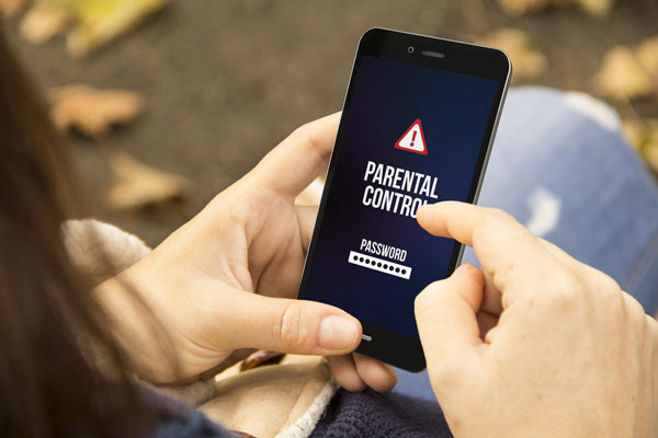 How to put parental control on Android?