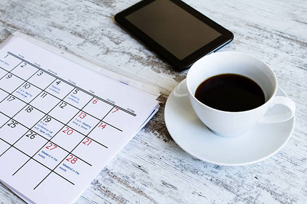 How to monitor calendar activities on Android phone?
