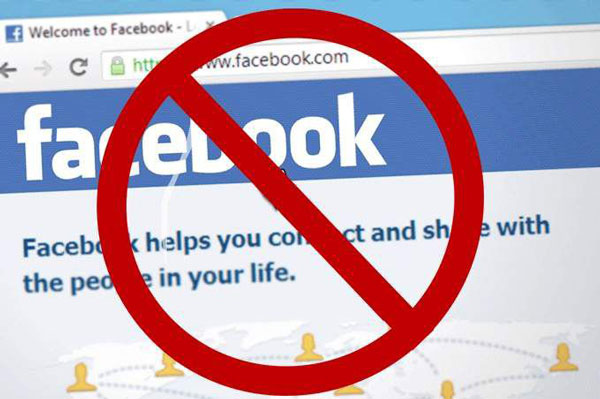 How to block Facebook on Windows 10?