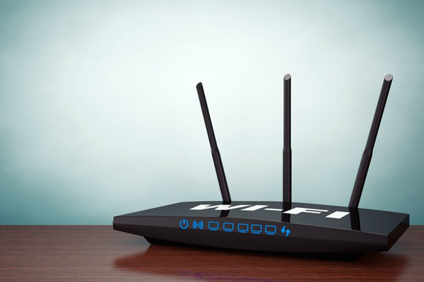 How to control internet usage through a router?