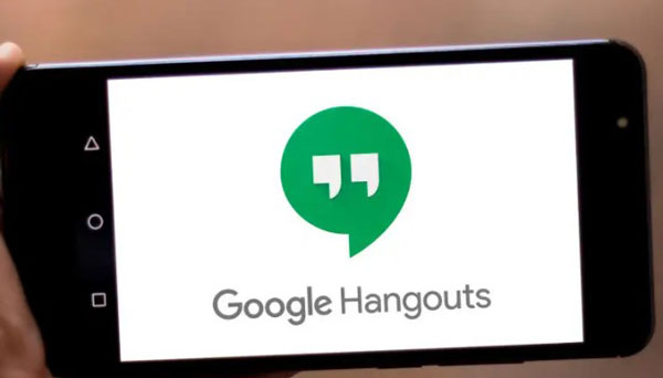How to monitor Google Hangouts messages?
