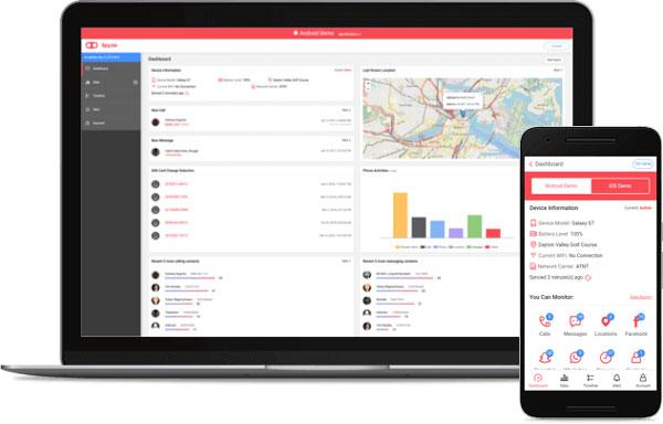 Spyzie tracker app