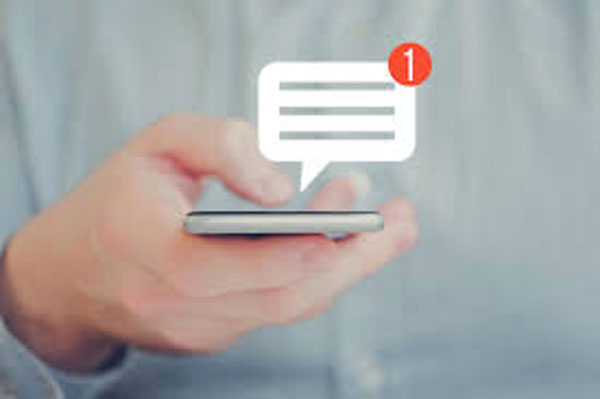 How to get text messages sent to another phone?