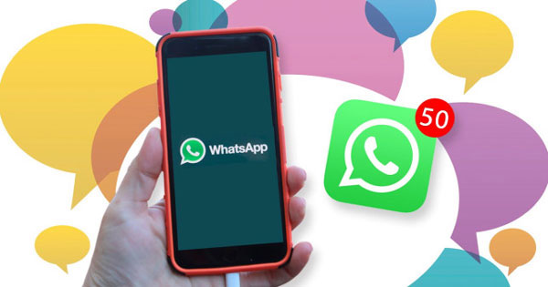How to know someone WhatsApp chat history?